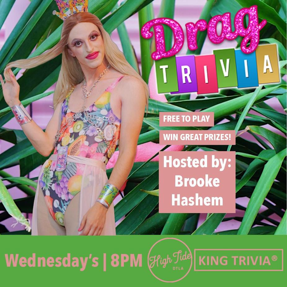 Drag Trivia Night! event photo