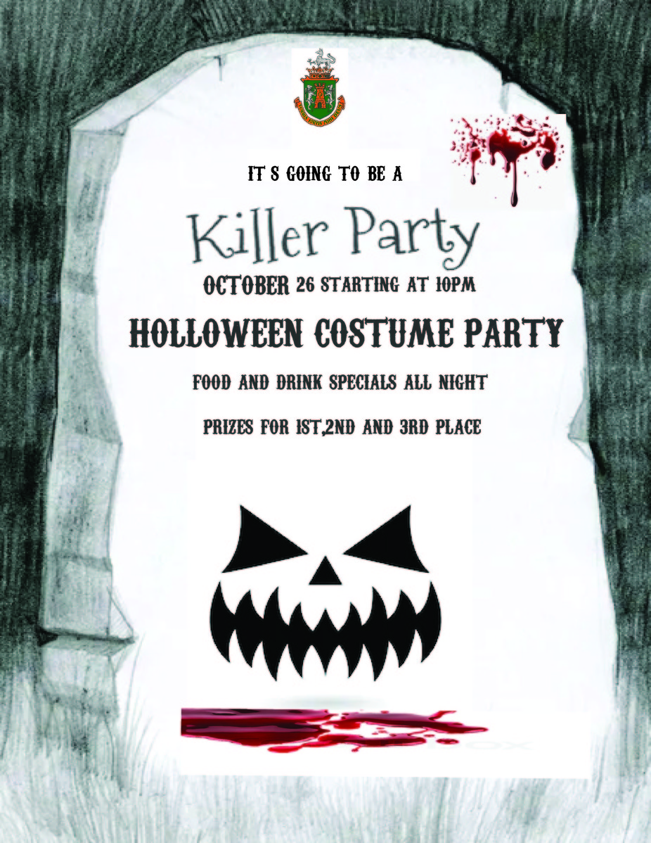 Holloween Costume Party event photo