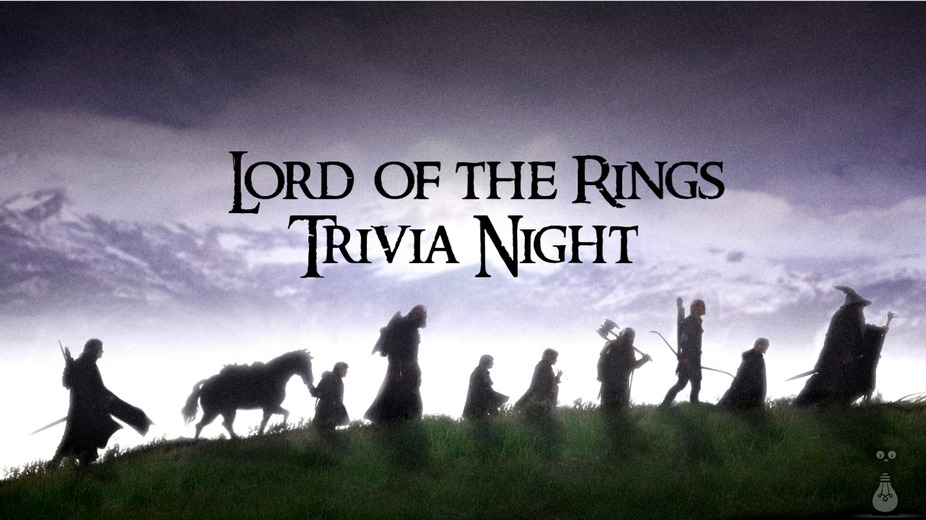 Lord of the Rings Trivia Night event photo