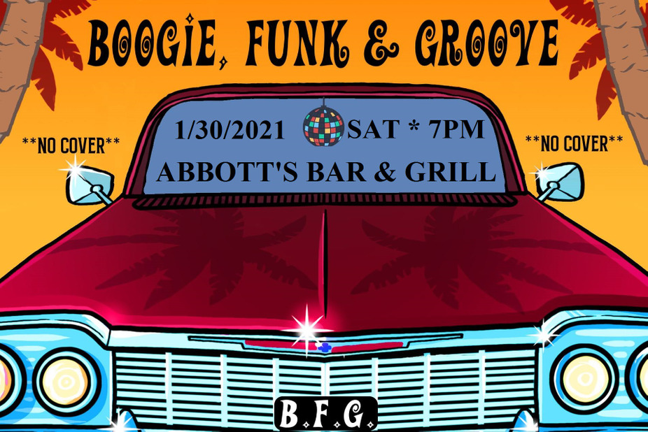 BOOGIE, FUNK & GROOVE event photo