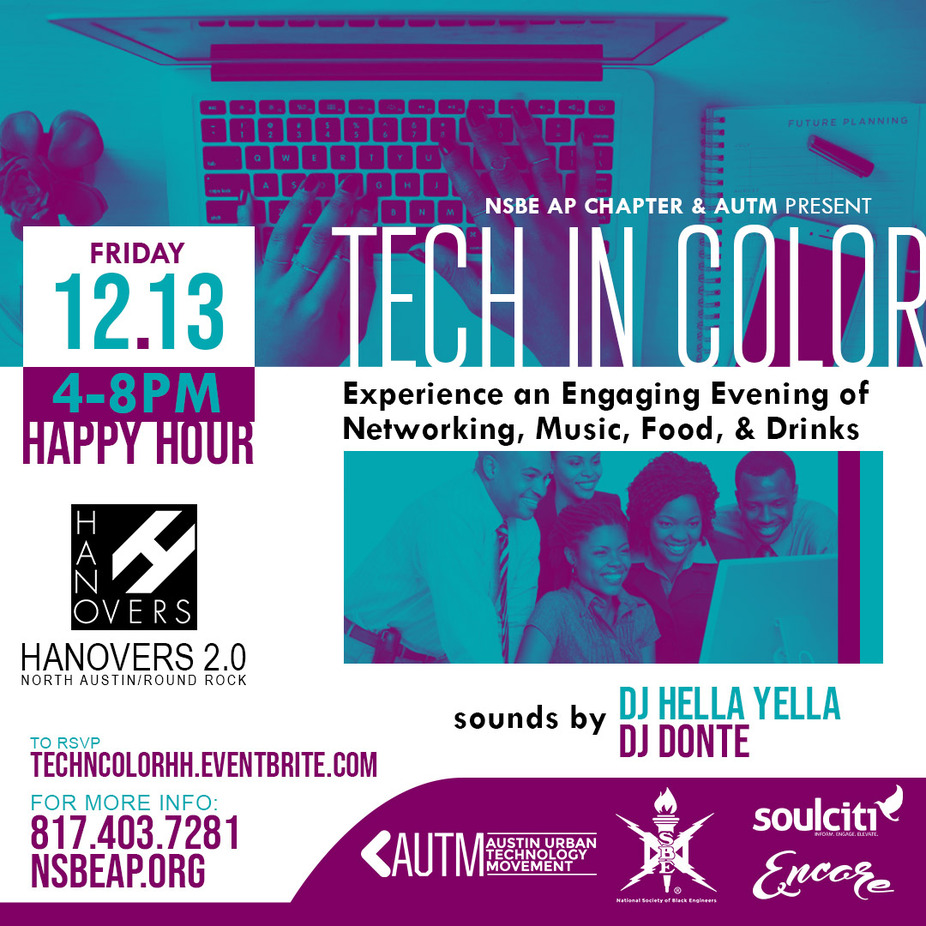 Tech In Color event photo