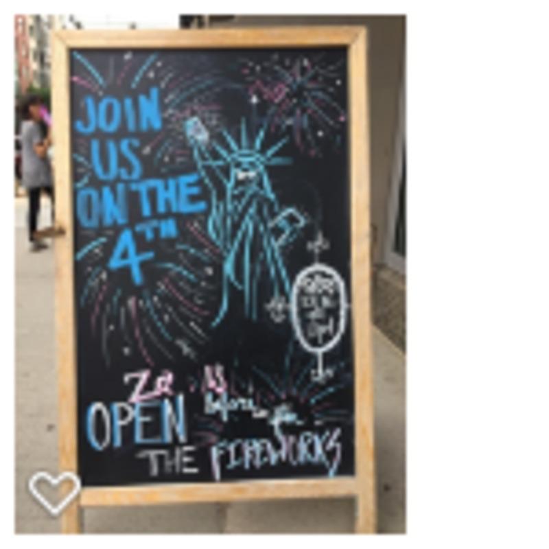 Za Cambridge (Bar/Restaurant) - SpotHopper