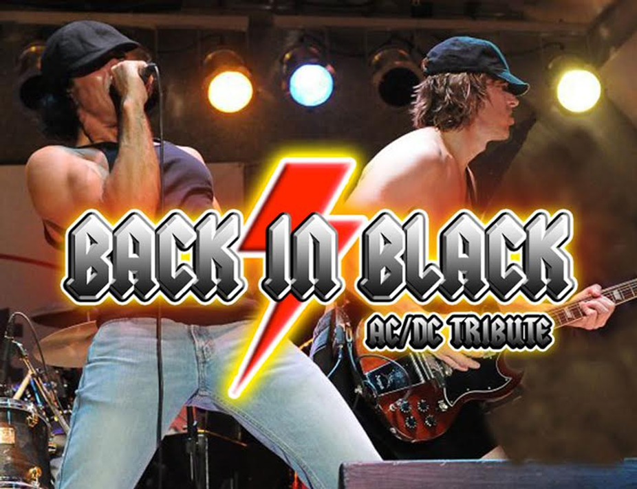 AC/DC Tribute band - Back In Black at Jackies Brickhouse event photo