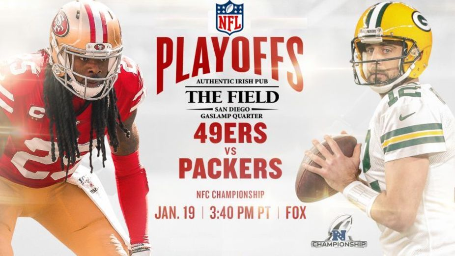 NFL NFC Championship Sun Jan 19th event photo