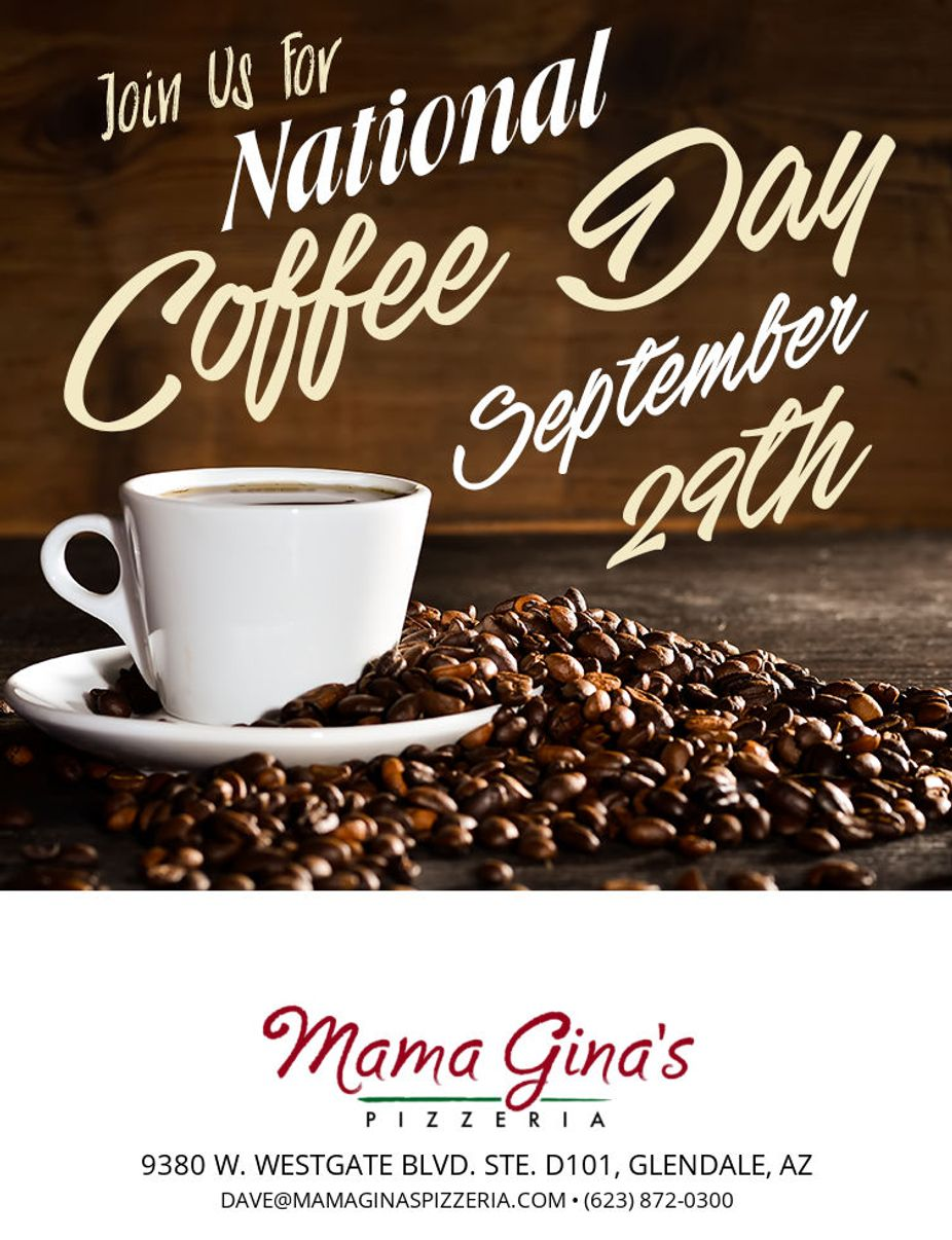 National Coffee Day event photo