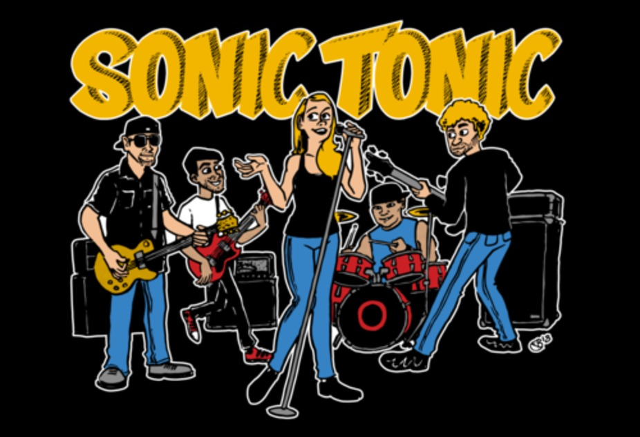 Sonic Tonic event photo
