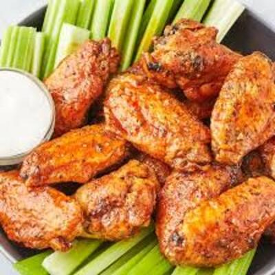 Steakhouse wings photo