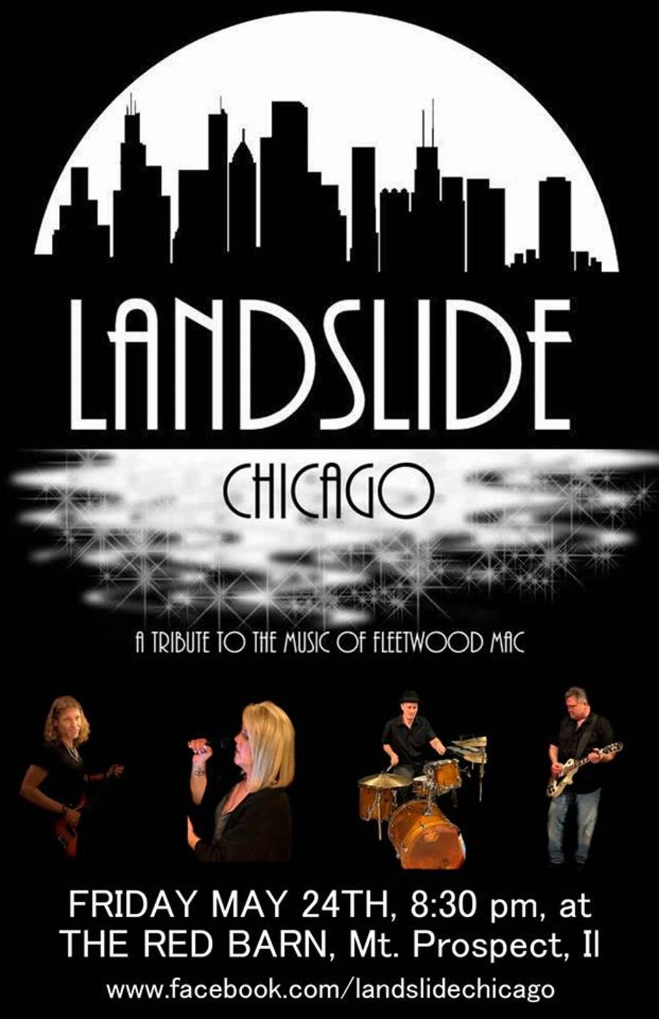 Landslide- A Fleetwood Mac Tribute event photo
