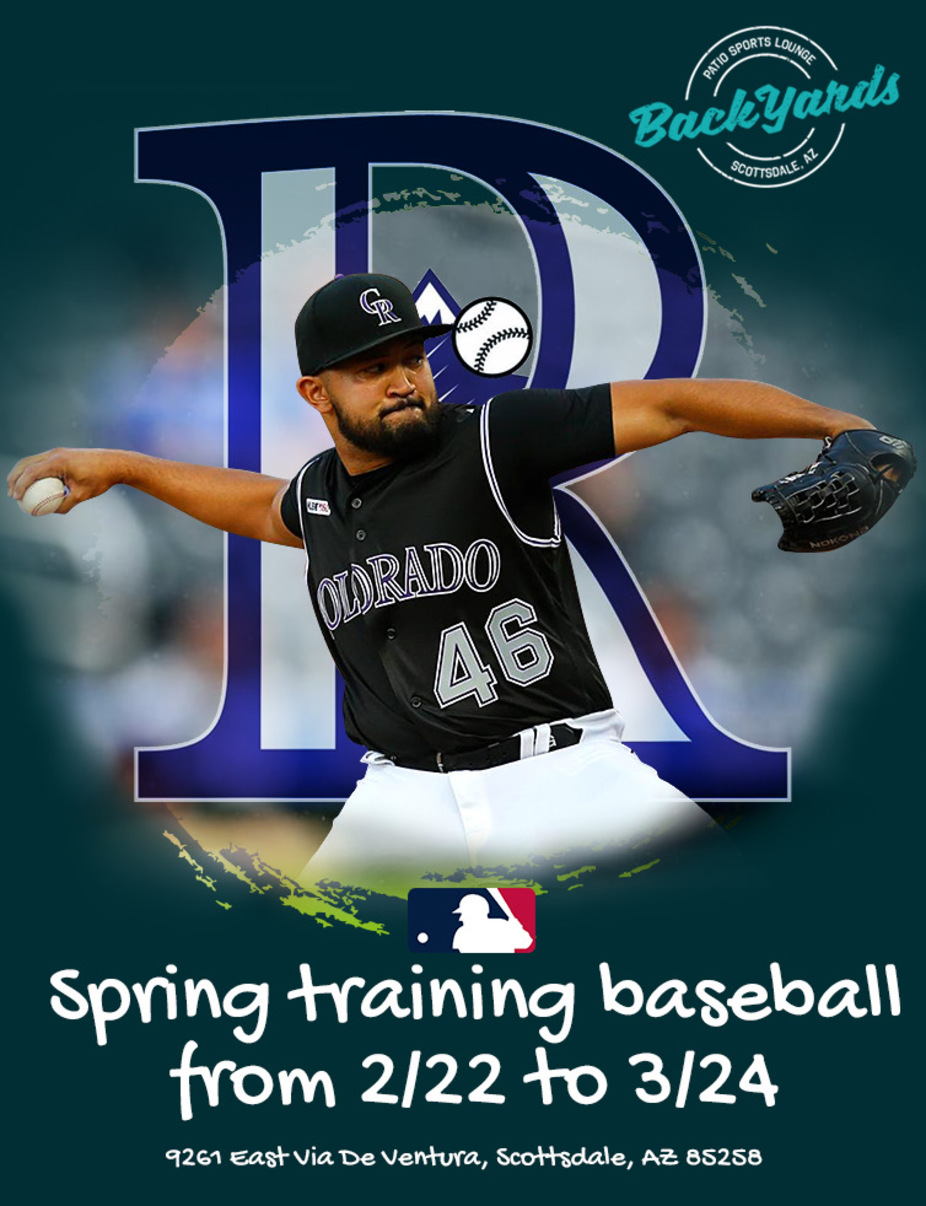 Spring Training 2020!! Tuesday March 24th event photo