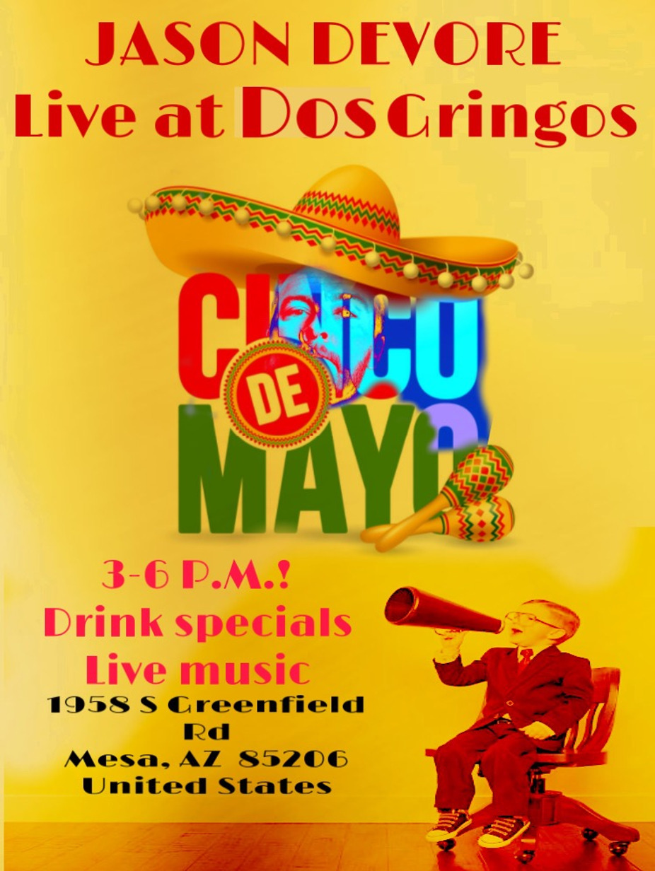Cinco de Mayo Afternoon event photo