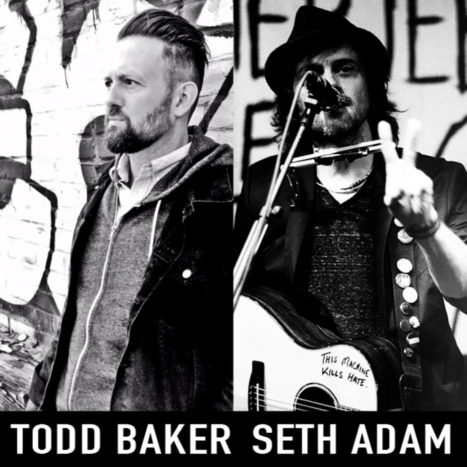 Seth Adam & Todd Baker event photo