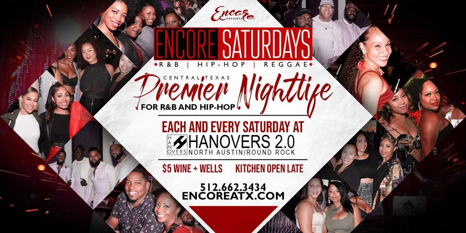 Encore Saturdays | 8.8  9pm - 230am event photo