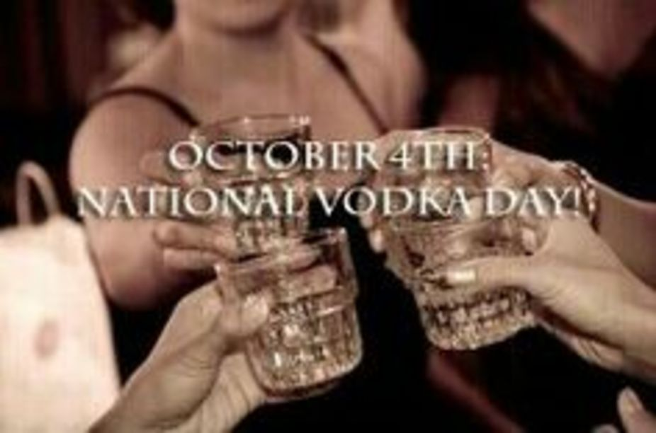 National Vodka Day event photo