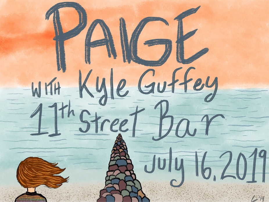 Paige The Band / Kyle Guffey event photo