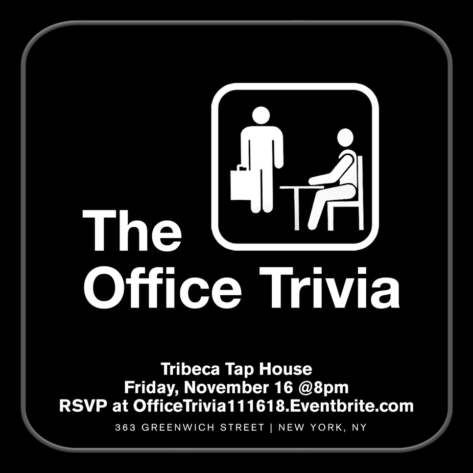 The Office Trivia event photo