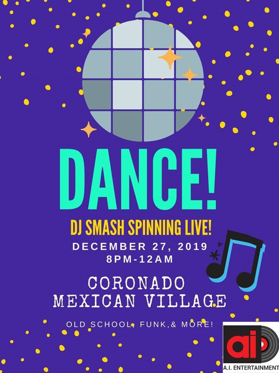 Dance the Night Away with DJ Smash event photo