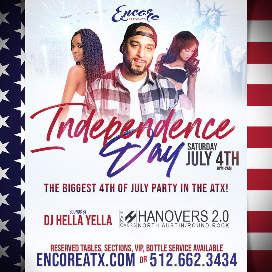 Independence Day Bash 7.4 | 8pm - 230am event photo