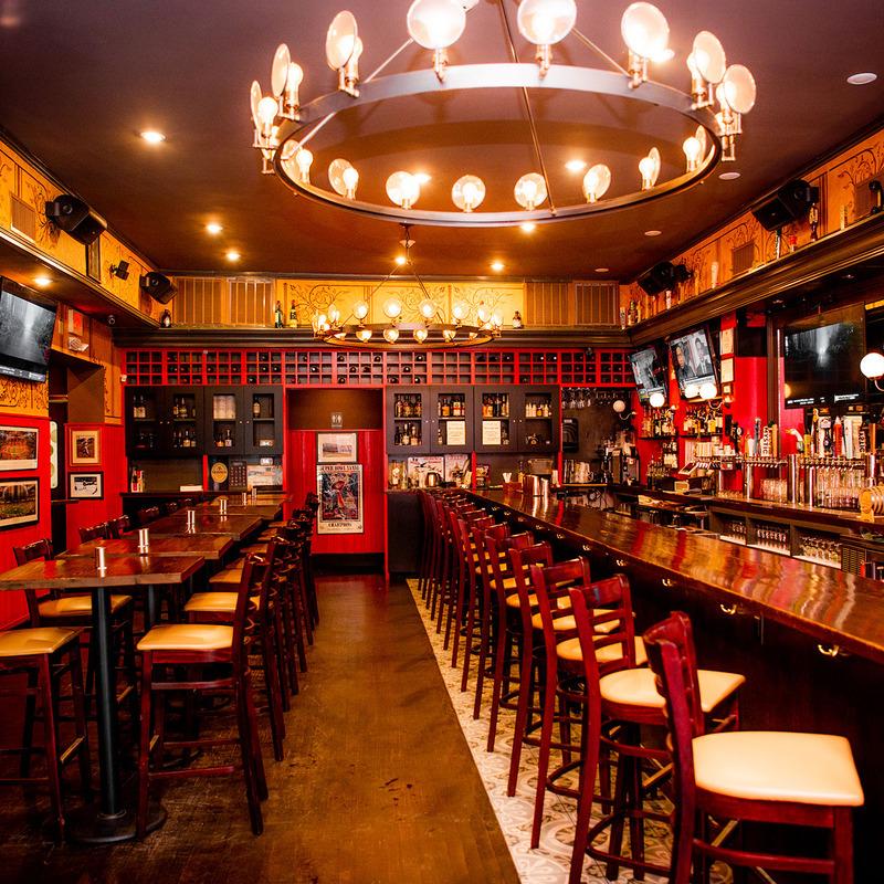 The Rising Bar - Inman Square, Cambridge, MA