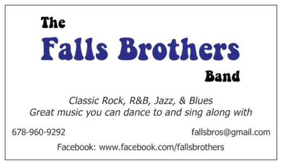 The Falls Brothers Band event photo