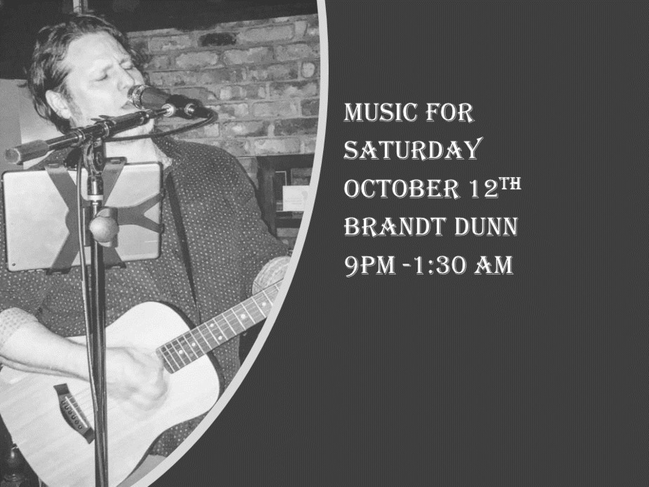 Music for October 12th - Brandt Dunn event photo