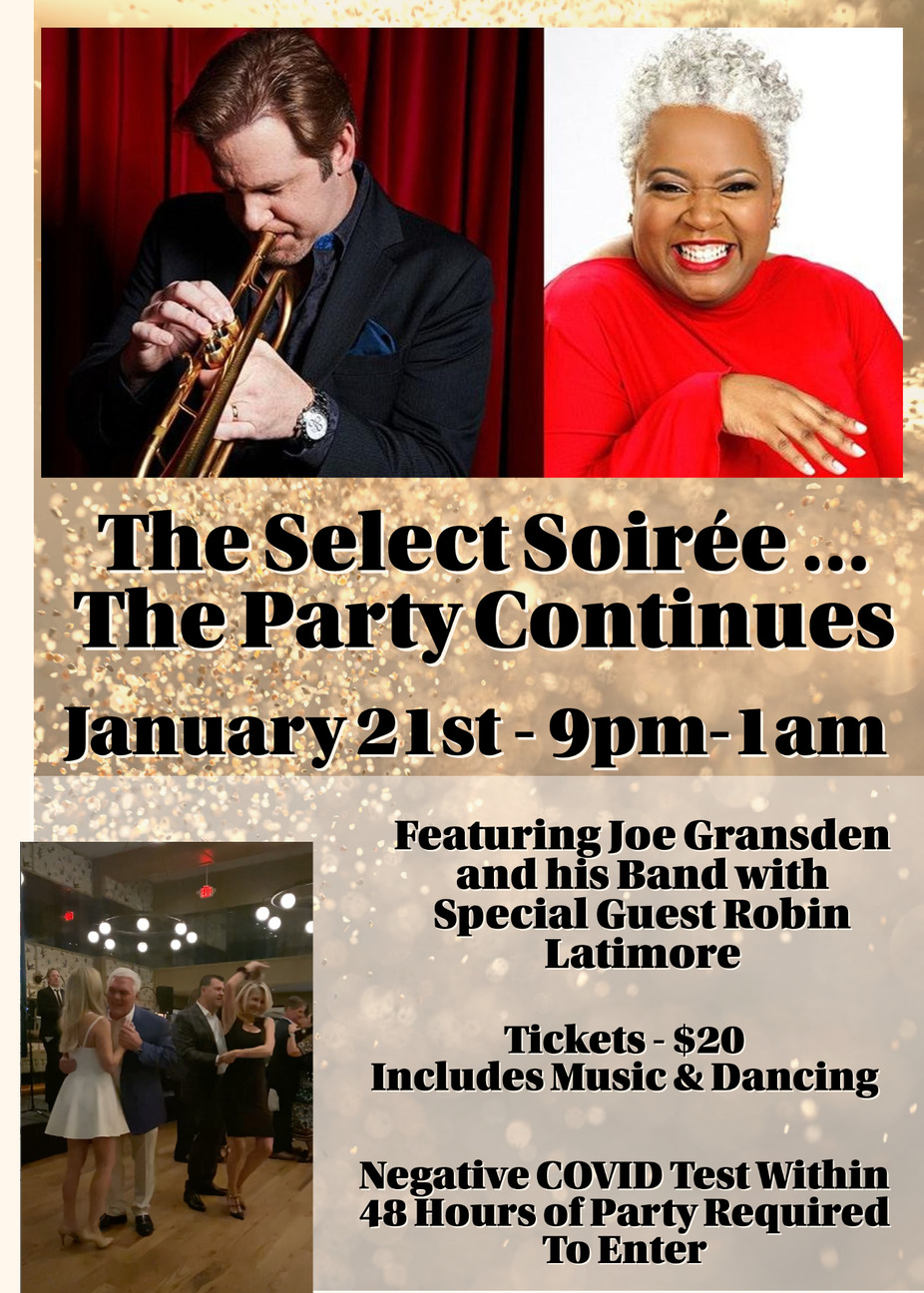The Select Soiree - The Party Continues event photo