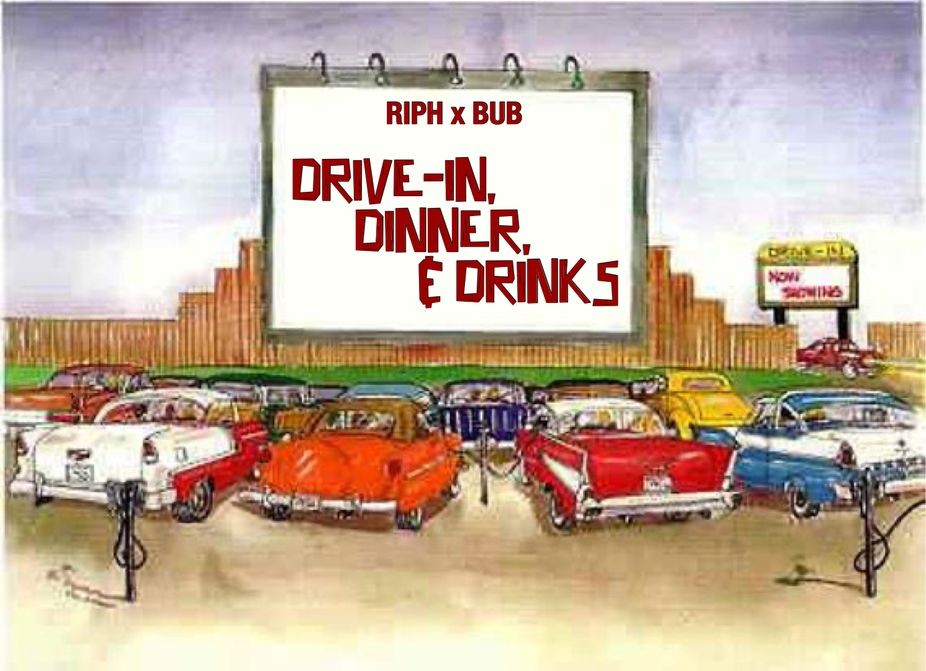 Drive In, Dinner, and Drinks event photo