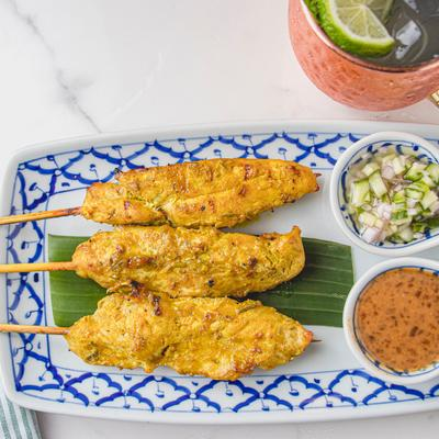 Chicken Satay photo