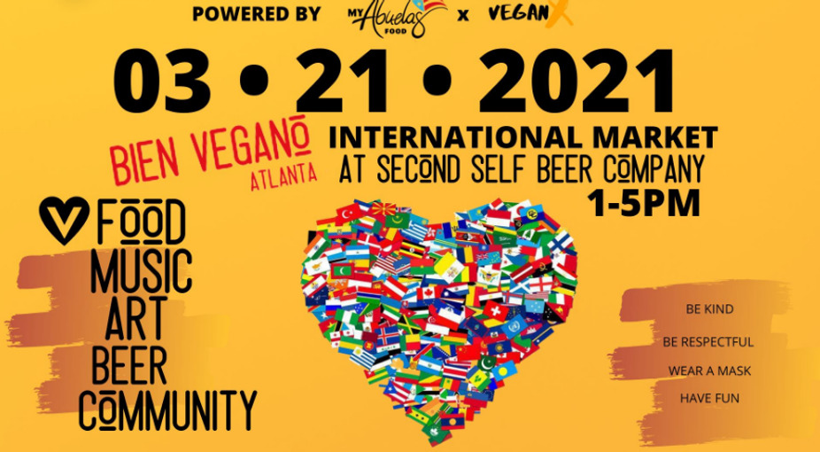Bien Vegano Presents - International Market event photo