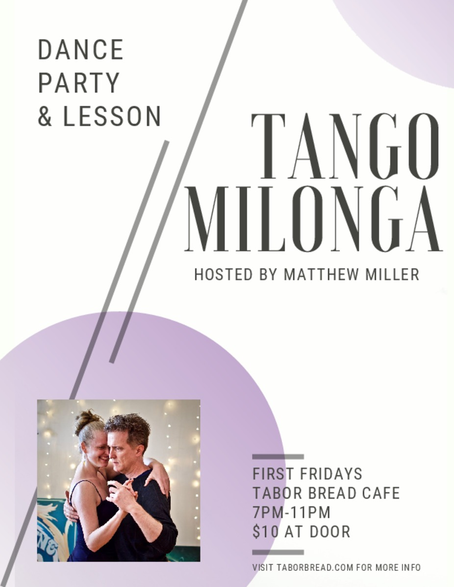 Tango Milonga event photo