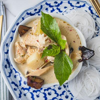 Southern Style Green Curry photo