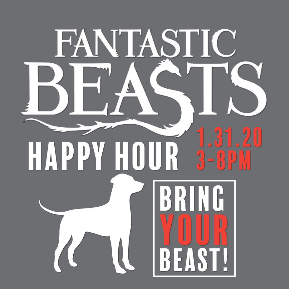 Fantastic Beast Happy Hour event photo