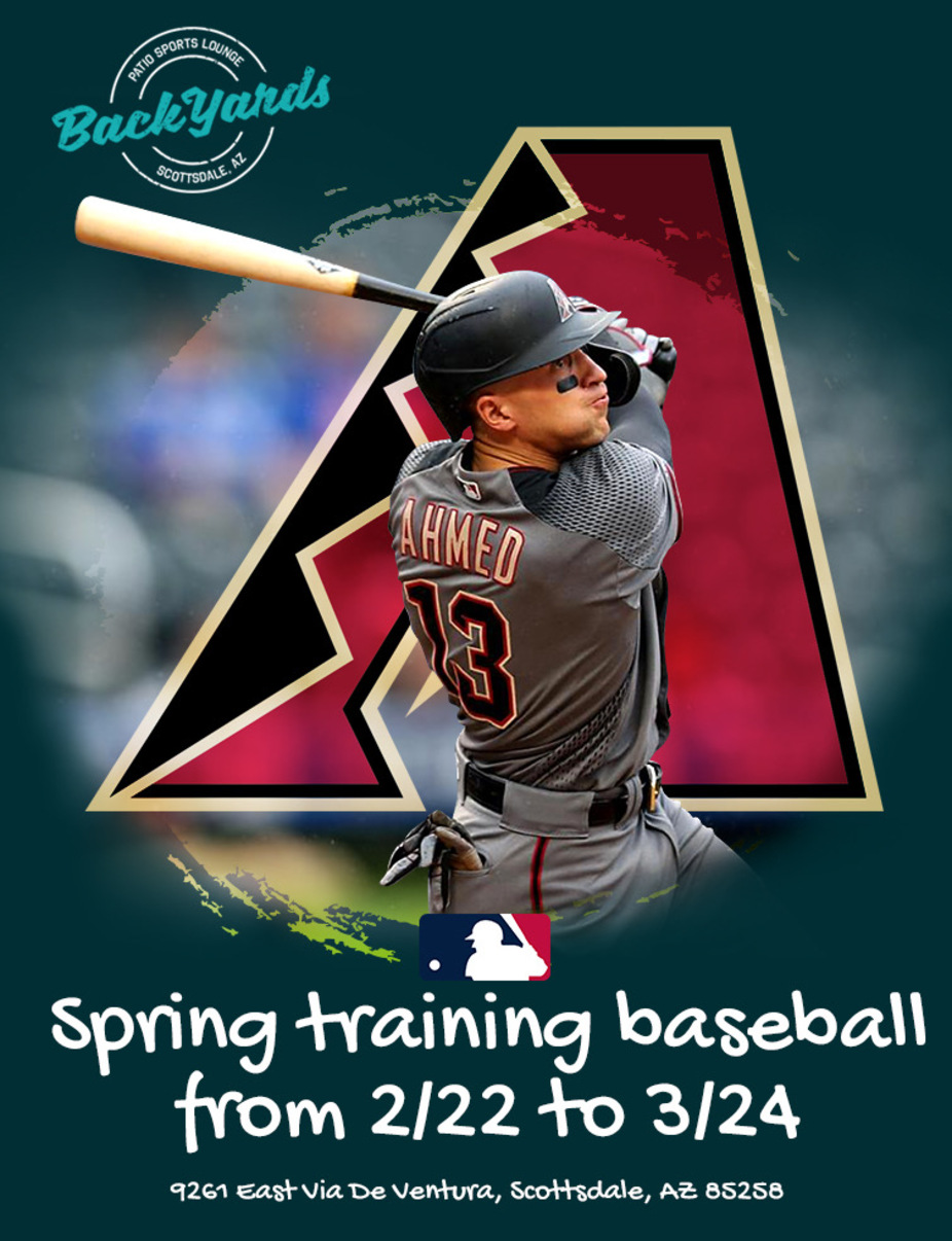Spring Training 2020!! Saturday March 7th event photo