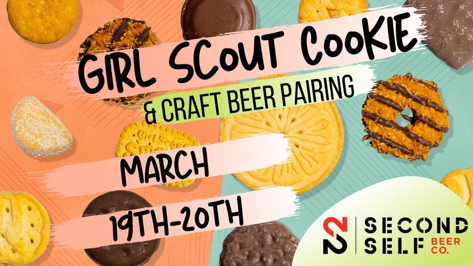 Girl Scout Cookie Pairing event photo