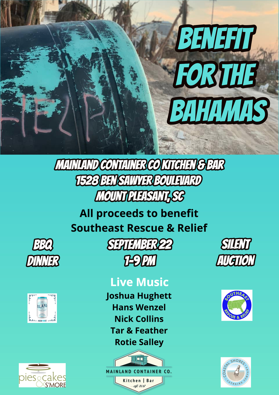 Benefit for the Bahamas event photo
