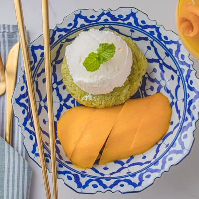 Mango Sticky Rice photo