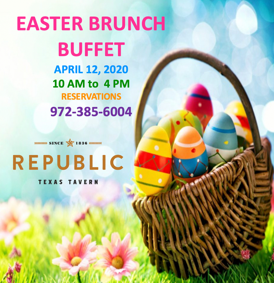 Easter Sunday Brunch event photo