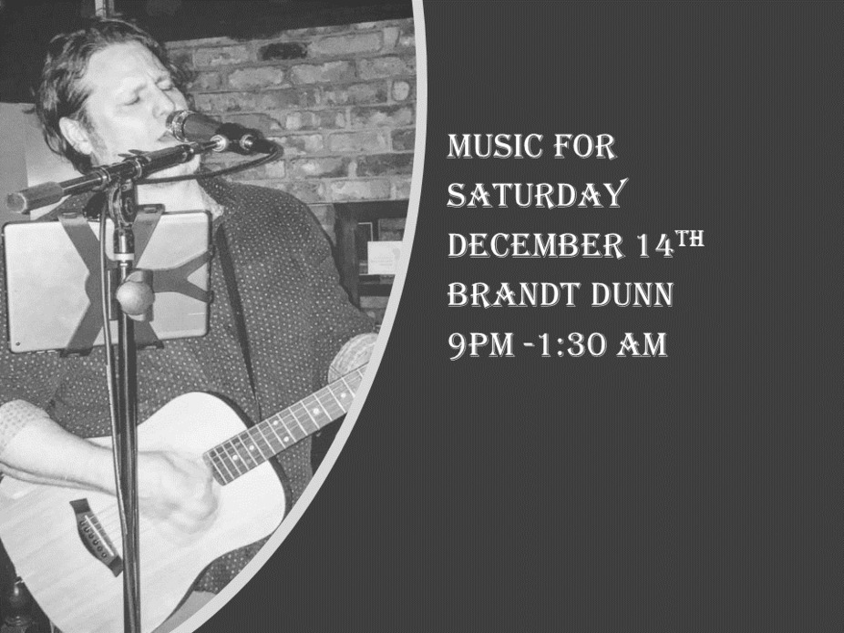 Music for December 14th - Brandt Dunn event photo