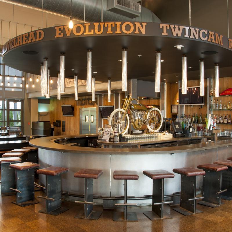Motor Bar And Restaurant Menu