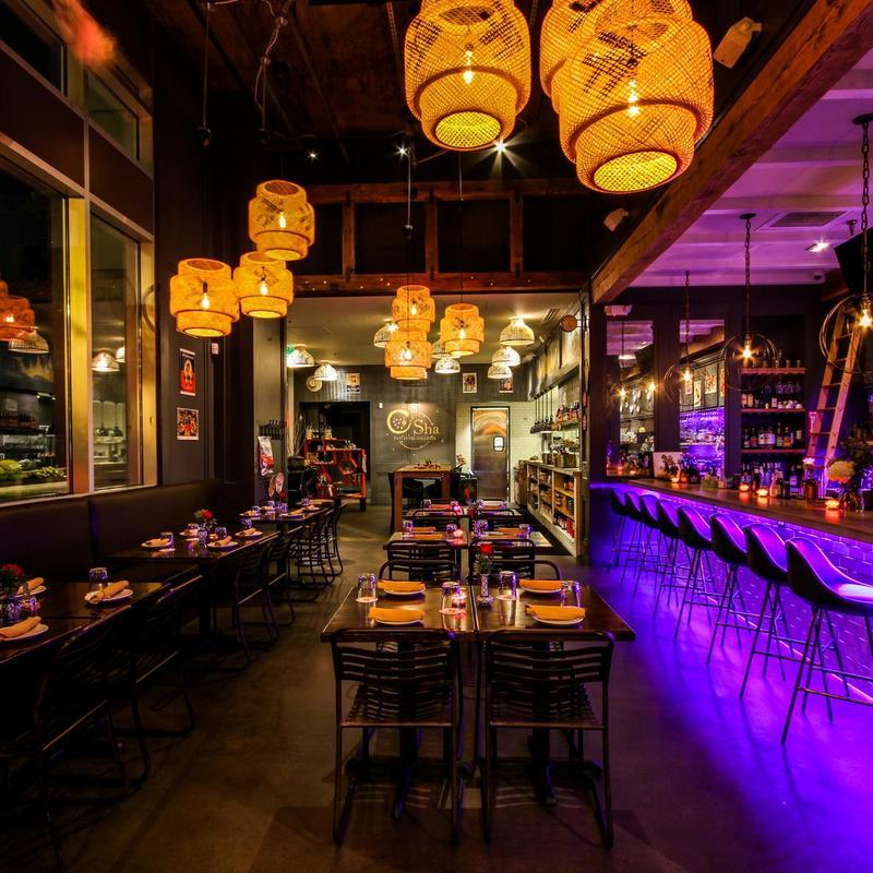 Osha Thai Sushi Galleria Atlanta Ga