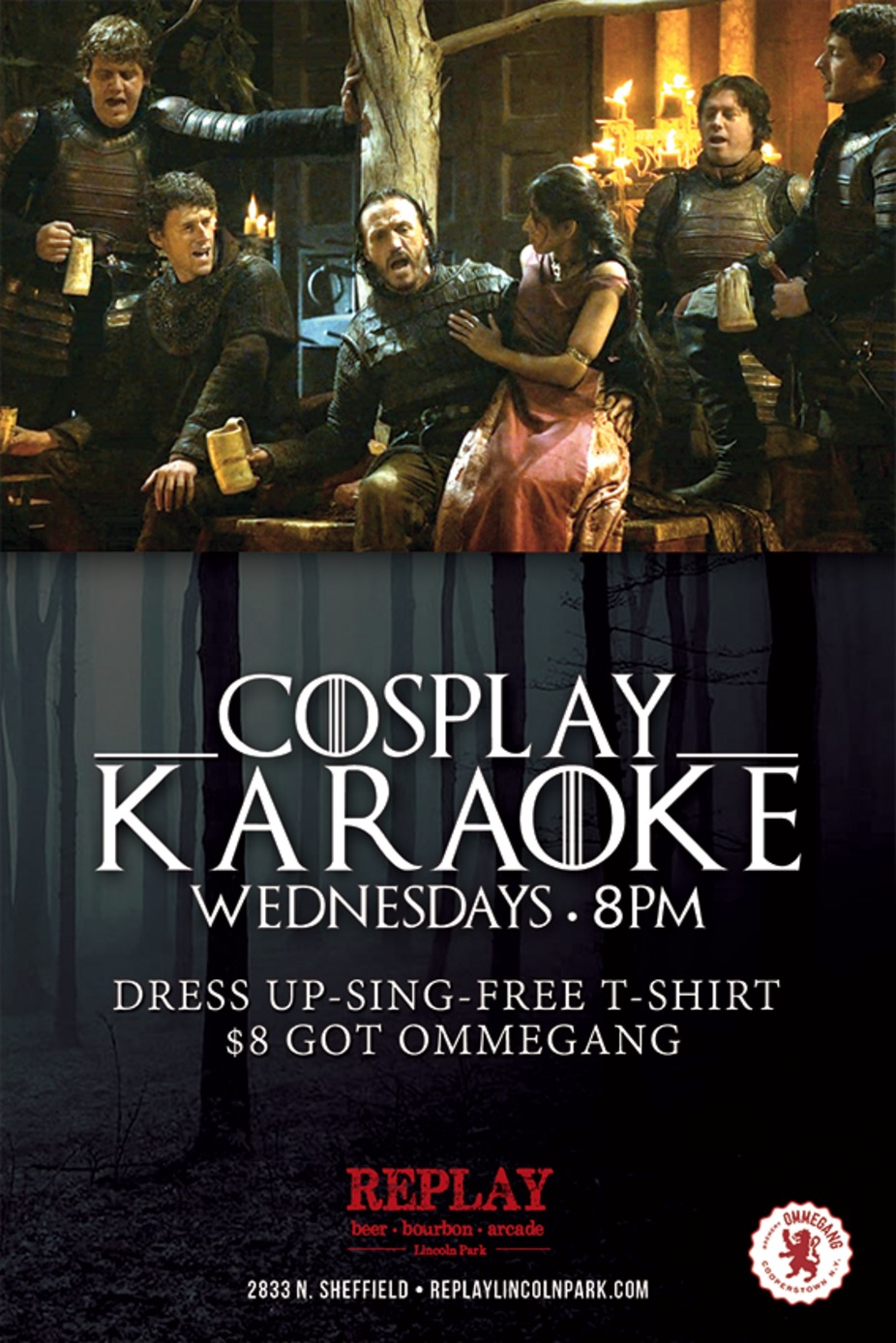 Cosplay Karaoke event photo