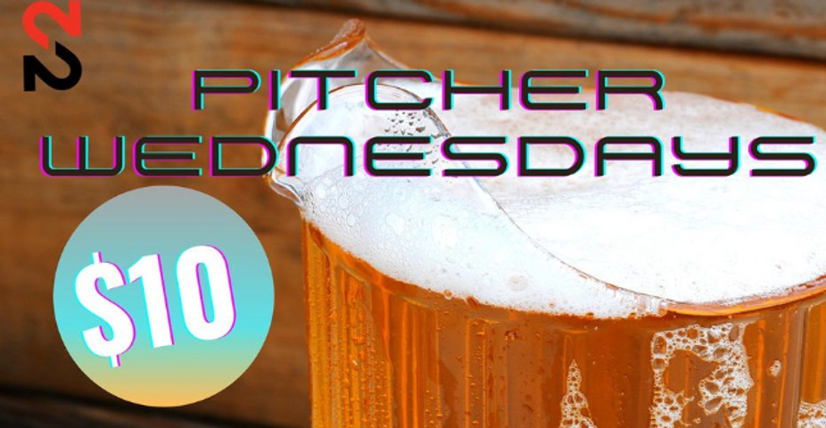 $10 Pitcher Wednesday event photo