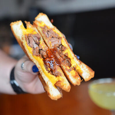 Brisket Grilled Cheese photo