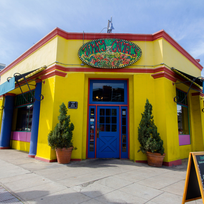Jimmy Carter S Mexican Cafe San Diego Ca