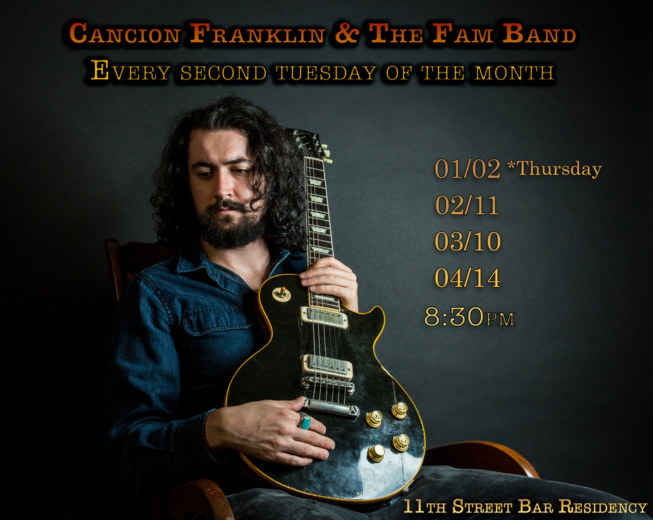 Cancion Franklin & The Fam Band event photo