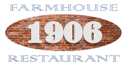 1906 Farmhouse Restaurant logo top
