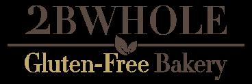 2B Whole Gluten Free Bakery logo scroll