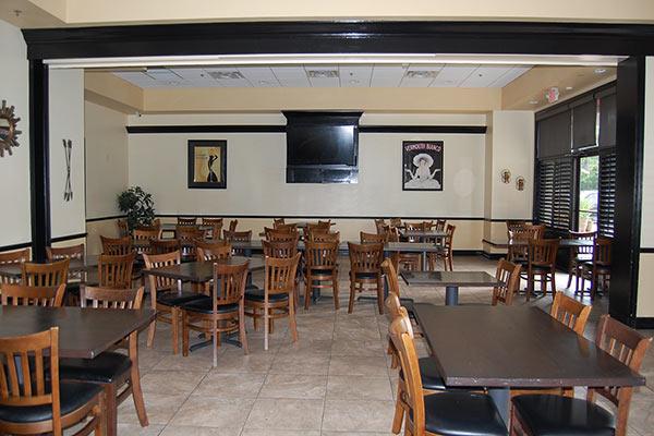 nona dining room