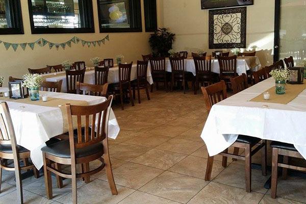 nona restaurant interior