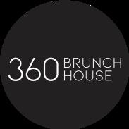 360 Brunch House logo