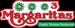 3 Margaritas Downtown logo top